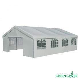 Тент-шатер Green Glade 3006 6х8х3,1/2м полиэстер 3 коробки