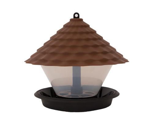Кормушка для птиц Ornito, коричневый