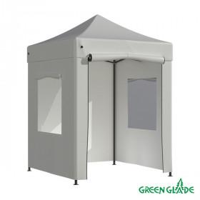 Тент-шатер быстросборный Green Glade 2101 2x2х3м полиэстер