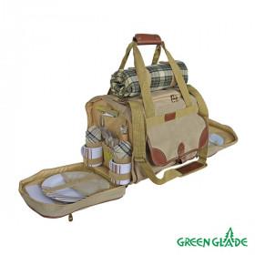 Набор для пикника Green Glade Т3200 30л / 37 предметов
