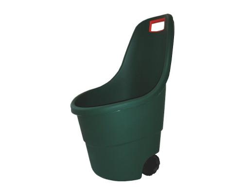 Садовая тележка Keter Easy Go 55л, темно-зеленый