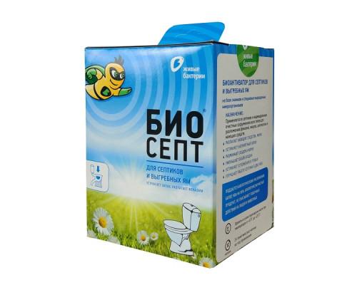 Биоактиватор для септиков Биосепт 600г
