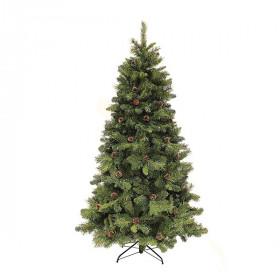 Елка искусственная Royal Christmas Detroit Premium PVC 120см