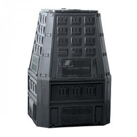 Компостер Prosperplast Evogreen 850л, черный