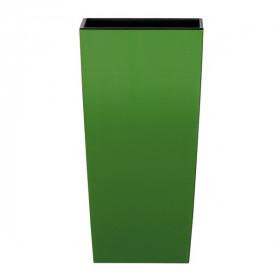 Кашпо для цветов Prosperplast Urbi Square 37+91,5л, оливковый