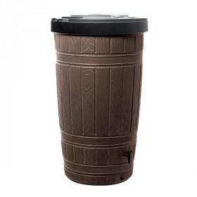 Водосборник Prosperplast Woodcan 265л, коричневый