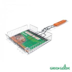 Решетка-гриль Green Glade 7002 объемная двойная