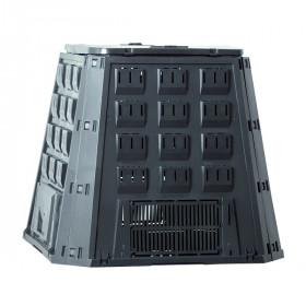 Компостер Prosperplast Evogreen 420л, черный