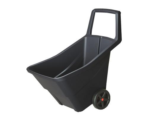 Садовая тележка Prosperplast Load & Go III 95л, черный