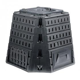 Компостер Prosperplast Biocompo 500л, черный (простая уп.)