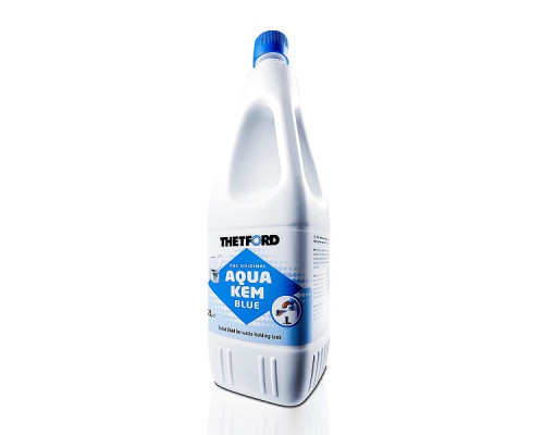 Туалетная жидкость Thetford Aqua Kem Blue 2л