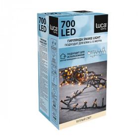 Электрическая гирлянда Luca Lighting Теплый свет 700 ламп
