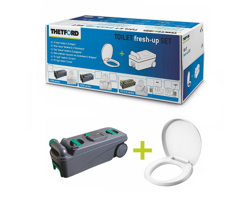 Набор FRESH-UP SET для кассетного биотуалета Thetford C500