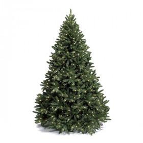Елка искусственная Royal Christmas Washington Premium LED PVC 210см