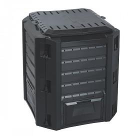 Компостер Prosperplast Compogreen 380л, черный (простая уп.)