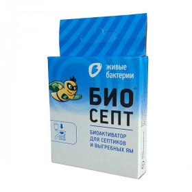 Биоактиватор для септиков Биосепт 50г