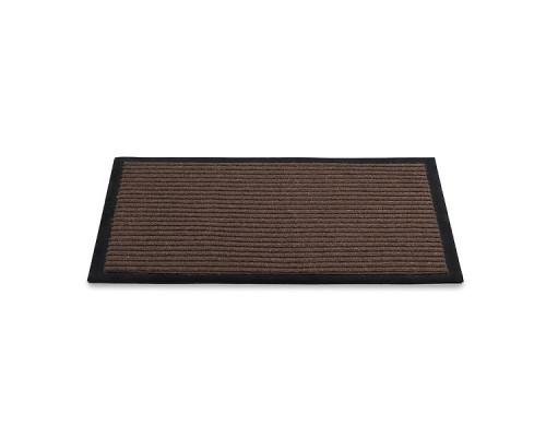Придверный коврик Helex ПВХ 90х120см, коричневый